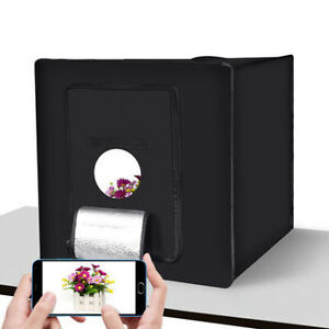 Led Studio 60cmled Light Box Suit Small Photo Boxled Color Temperature