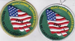 2012 NOAC Admin Services Patches