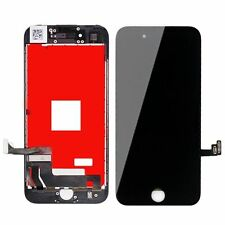 Black LCD Display + 3D Touch Screen Lens Digitizer Assembly Frame For iPhone 7