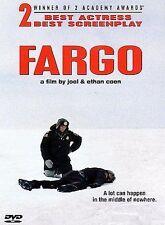 Fargo DVD, Steve Buscemi, William H. Macy, Ethan Coen, Joel Coen