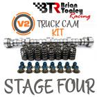 BTR LS Truck Camshaft Kit Stage 4 Cam Valve Springs Seals 4.8 5.3 6.0 6.2