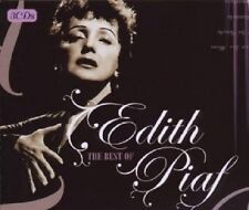 EDITH PIAF - BEST OF 3 CD NEU