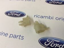 Ford Capri MK3, Escort MK3, Fiesta New Genuine Ford door lock guide bar clips x2