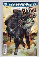 All-Star Batman DC Comics Rebirth Issue #2 (Variant Cover)
