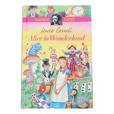 Illustrato Classici Rigido per Bambini Storia Libro - Alice in Meravigliosa