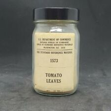 Nist Nbs Standard Reference Material 1573 Tomato Leaves