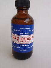 Nag Champa Warmer Essential Oil Burner Fragrance Premium Big LARGE Bottle 2OZ.