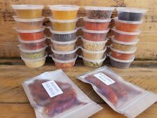 26 Whole, Assorted Ground & Dried Spices  ~ Chilli Curry Set Seasonings Spice