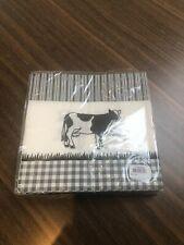 Cow Paper Napkins