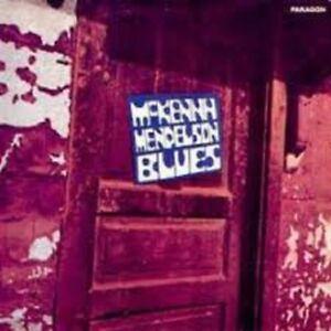 McKENNA Mendelson blues  CD international blues rock