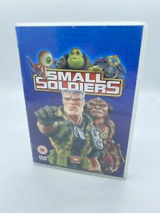 Small Soldiers - New And Unused DVD - Family Fun Film