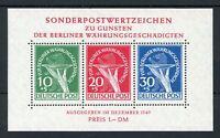 Berlin MiNr. Block 1 postfrisch MNH geprüft Schlegel (MA815
