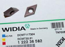 DCMT 32.51 TN7025 WDIA/VALENITE INSERT