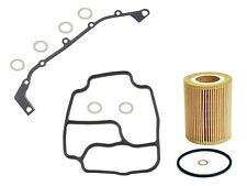 BMW E36 E39 E46 E60 E85 MANN / Reinz OEM Quality Oil Filter Kit + Vanos Gaskets