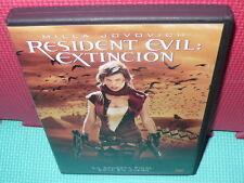 RESIDENT EVIL - EXTINCION -