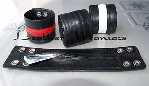Leather Bracelet With Purse Bracelet From Real Leather Armbandbörse