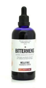 Bittermens® Hellfire Habanero Shrub Bitters - 5oz