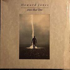 HOWARD JONES • Cross That Line • Vinile Lp • 1989 WEA