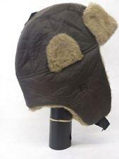 Bonnets marron taille unique pour homme