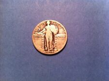 1930 Standing Liberty 25 Cent, Silver, Quarter, twenty five Cents (590)