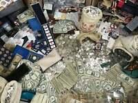 🔥MONEY VINTAGE HOARD 🔥 GOLD 90% SILVER BULLION 🔥 ESTATE LOT OLD US COINS