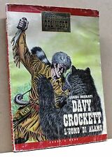 DAVY CROCKETT, l'uomo di Alamo - L. Merati [I protagonisti del West]