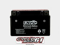 Batterie moto kyoto YTX7A-BS Barossa Silverhanwk 250 2003 2004