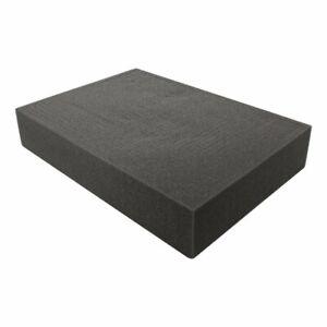 Cubed Pick-N'-Pluck Foam Block 440x310x90mm Insert For EN-AC-FC-A501 Flight Case