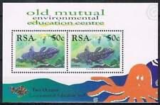 Zuid-Afrika postfris 1997 MNH block 57 - Vissen / Fish (S1107)