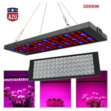 New listing Full Spectrum 2000W Led Grow Lights Plant For Indoor Tent Greenhouse Hydroponic