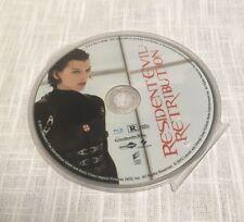 Resident Evil Retribution BluRay Blu Ray Pre Owned