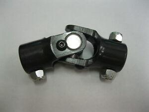 3/4 DD x Ford Triangle Steering Universal Black U joint Mercury Lincoln 3/4dd