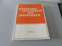 Paisaje Literario De Novecento - G. B. Macho - Paravia 1971