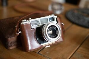 Yashica minister Working Condition Film Vintage