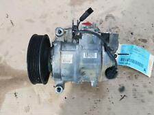 AUDI Q5 A/C COMPRESSOR 8R, 3.2, PETROL, CALB CODE, P/N 8K0260805K, 03/09-11/12