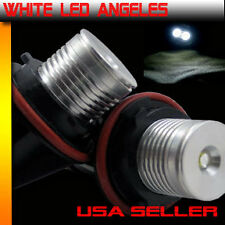 ANGEL EYES WHITE LED FOR BMW E87,E60,E61,E63,E64,E65,E66,E53,E83 SUPER WHITE NIB