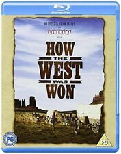 How The West Was Won 7321900210843 Blu-ray Region B