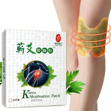 12Pcs/Bag Knee Plaster Sticker Wormwood Extract Joint Ache Pain PatchFR