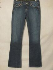 D8672 Lucky Brand Stretch High Grade Lola Boot Leg Jeans Women's 29x32