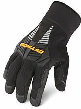 Ironclad Cold Condition Windproof Water Repellant Safety Gloves Large