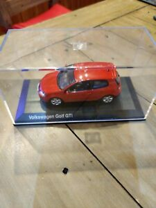NOREV VW Golf GTi 5 Volkswagen 3dr RED Scale 1:43 Very Rare