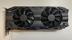EVGA GeForce RTX 2060 SUPER SC ULTRA GAMING, 08G-P4-3067-RX, 8GB GDDR6, Dual Fan