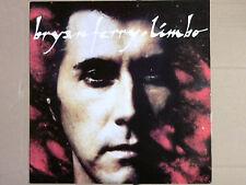"Bryan Ferry - Limbo (12"" Vinyl Single; 3 Tracks)"