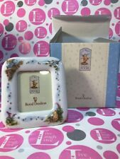 ROYAL DOULTON ~ DISNEY WINNIE THE POOH PHOTO FRAME ~ NEW IN BOX