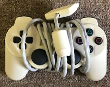 Sony PlayStation, PS1 controller white
