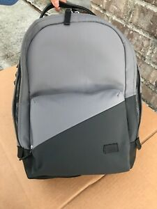 New Tumi Harrison Webster Backpack Gray Nylon 66023 Grey  RARE!