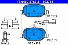 Kit de plaquettes de frein ALFA ROMEO MITO (955) 4006633376471