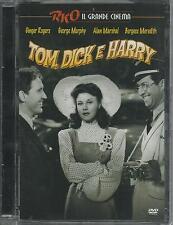 Tom, Dick e Harry (1941) DVD