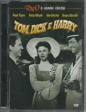 Tom, Dick e Harry (1941) DVD super jewel box