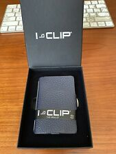 I-CLIP -Wallet Soft Touch -Vintage Blue